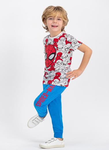 Spider-Man Pijama Takım Krem